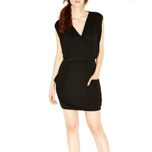 Rachel Roy Black 24 hour Sleeveless Dress M